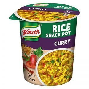 "Snack Pot ""Curry"" 87g - 14% rabatt"