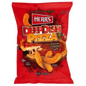 """Snacks """"Deepdish Pizza"""" - 46% rabatt"""