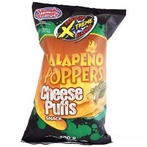 "Snacks ""Jalapeno Poppers"" 200g - 50% rabatt"
