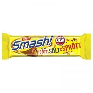 "Snacks ""Smash"" 34g - 17% rabatt"