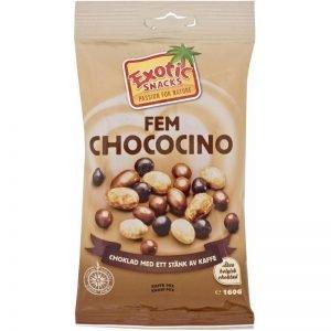 """Snacksmix """"Fem Chococino"""" 160g - 34% rabatt"""