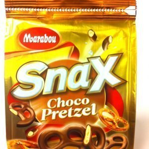 Snax Choco Pretzel - 50% rabatt