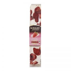 "Soft Nougat ""Strawberries"" 100g - 60% rabatt"