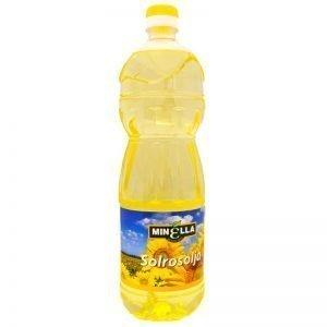 Solrosolja 1l - 40% rabatt