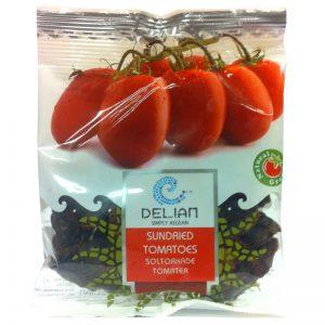 Soltorkade tomathalvor - 70% rabatt