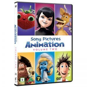 Sony Pictures Animation Volym 2 - 40% rabatt