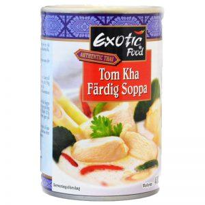 Soppa Tom Kha - 40% rabatt