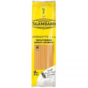Spagetti 500g - 44% rabatt
