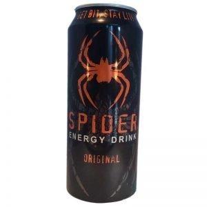 Spider energidryck - 64% rabatt