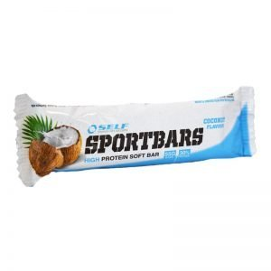 Sportbar Kokosnöt - 25% rabatt