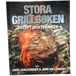 Stora Grillboken - 71% rabatt