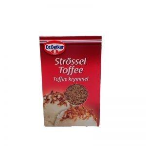Strössel Toffee, Dr. Oetker - 61% rabatt