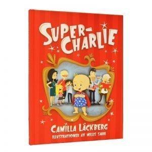 Super-Charlie - 39% rabatt