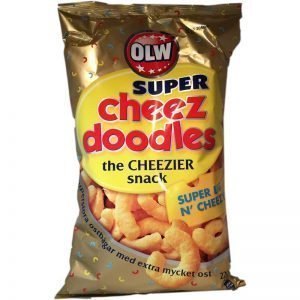 Super Cheez Doodles - 32% rabatt