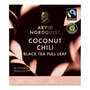 """Svart Te """"Coconut & Chili"""" 16-pack - 26% rabatt"""