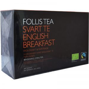 "Svart Te ""English Breakfast"" 100-pack - 74% rabatt"