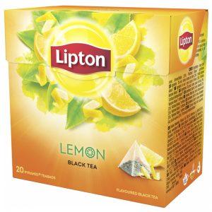 """Svart Te """"Lemon"""" 34g - 21% rabatt"""