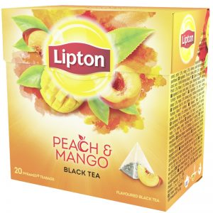 """Svart Te """"Peach & Mango"""" 36g - 25% rabatt"""