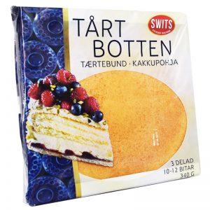 Tårtbotten 340g - 50% rabatt