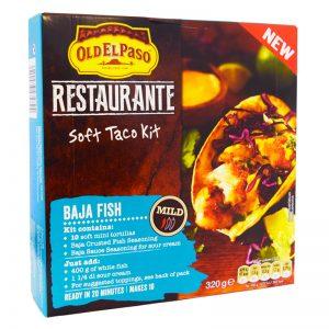 """Taco-kit """"Baja Fish"""" - 75% rabatt"""