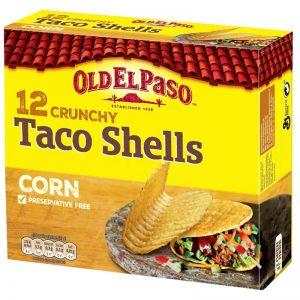 """Tacoskal """"Crunchy"""" 156g - 25% rabatt"""