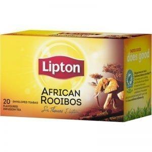 """Te """"African Rooibos"""" 20-pack - 29% rabatt"""