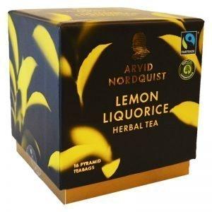 "Te ""Lemon & Liquorice"" 16st - 36% rabatt"