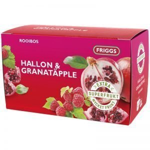 Te Rooibos Hallon & Granatäpple 20-pack - 55% rabatt