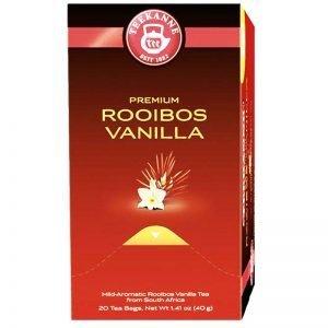"""Te """"Rooibos Vanilla"""" 20st - 57% rabatt"""