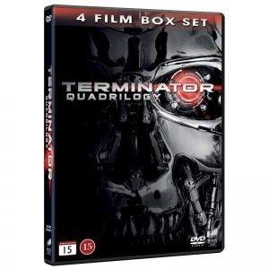 Terminator 1-4 - 20% rabatt