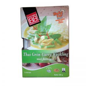 Thai Grön Curry Kyckling - 33% rabatt