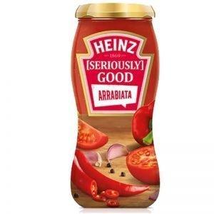 "Tomatsås ""Arrabiata"" 490g - 40% rabatt"