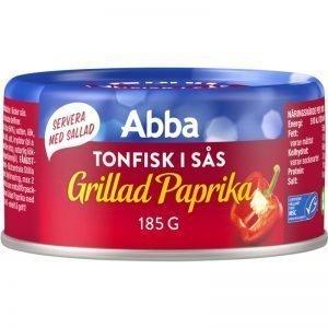 Tonfisk Grillad Paprika 185g - 50% rabatt