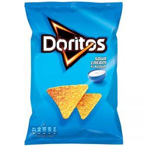 """Tortillachips """"Doritos Sour Cream"""" 170g - 47% rabatt"""