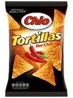 Tortillachips Hot Chili - 69% rabatt