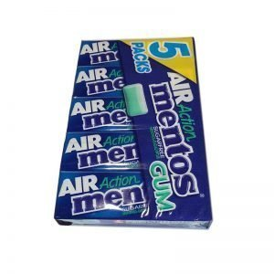 Tuggummi Mentos, Air action Mentol-eukalyptus - 50% rabatt