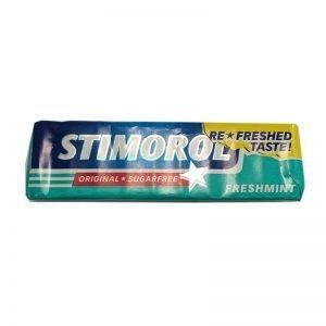 Tuggummi Simorol freshmint - 49% rabatt
