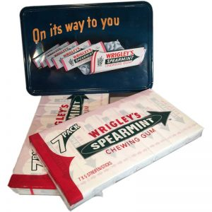 Tuggummi Spearmint Retro1 - 42% rabatt