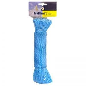 Tvättlina Blå - 50% rabatt