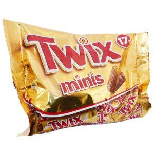 """Twix """"Minis"""" - 35% rabatt"""