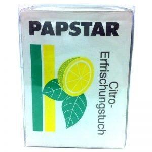 Våtservetter Citron - 19% rabatt