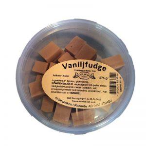 Vaniljfudge - 50% rabatt