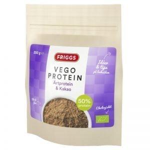 Vego Protein Ärtprotein & Kakao 250g - 67% rabatt