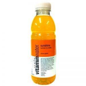 Vitaminwater sunshine - 68% rabatt