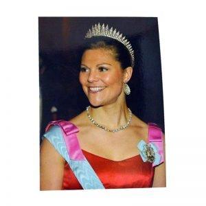 "Vykort ""Kronprinsessan Victoria"" - 87% rabatt"