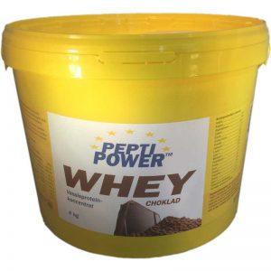 Whey Choklad 4kg - 69% rabatt