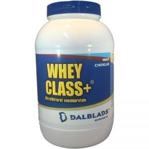 Whey Class+ Mint-Choklad 1kg - 72% rabatt