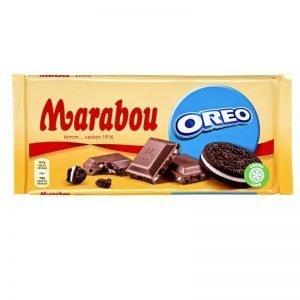 "Chokladkaka ""Marabou Oreo"" 185g - 33% rabatt"