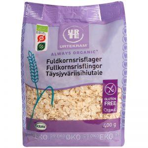 Eko Fullkornsrisflingor 400g - 42% rabatt