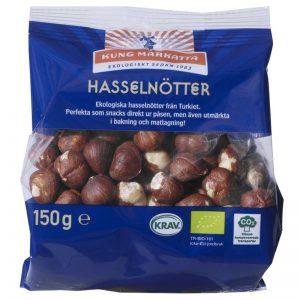 Eko Hasselnötter 150g - 49% rabatt